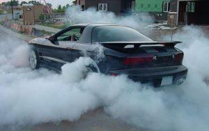 When you do an image search for burnout, this is what shows up, and it's surprisingly appropriate - burnout is feeling like you are spinning your wheels as fast as you can but aren't getting anywhere.